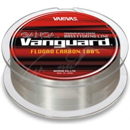Флюорокарбон Varivas Ganoa Vanguard FLUORO 150m 3LB 0.148mm