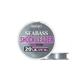 Моношоклидер VARIVAS Sea Bass VEP-F Nulon Shock Leader 30m 16LB 0.330mm