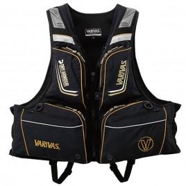 Спасательный жилет Varivas Combination Floating Vest VAL-12, Black, LL