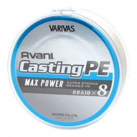 Шнур Varivas Avani Casting PE Max Power 400m