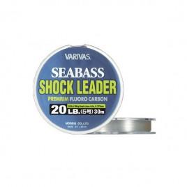 Флюорокарбон Varivas Sea Bass FLUORO Shock Leader 30m 20LB 0.370mm