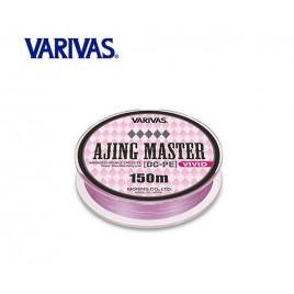 Шнур VARIVAS Ajing Master DC-PE VIVID 150m 3.5lb #0,2