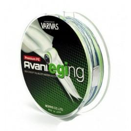 Шнур Varivas Avani Eging PE Green 120m