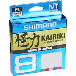 Шнур SHIMANO KAIRIKI 8 PE 150m 0.21mm 20.8kg Mantis Green