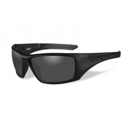 NASH Polarized Smoke Grey Matte Black Frame - солнцезащитные очки