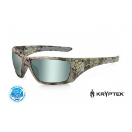 NASH Pol Green Platinum Flash Kryptek Altitude Frame - солнцезащитные очки