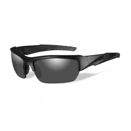 VALOR Polarized Smoke Grey Matte Black Frame - солнцезащитные очки