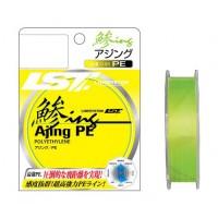 Шнур плетеный LineSystem AJING PE #0.3 75m