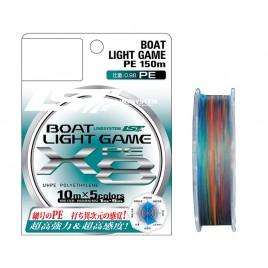 Шнур плетеный LineSystem BOAT LIGHT GAME X8 150M