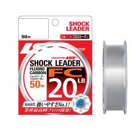 Флюорокарбон LineSystem SHOCK LEADER FC 30m