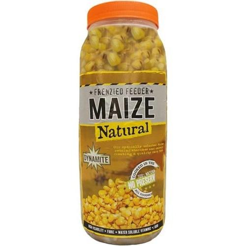 Кукуруза Dynamite Baits Frenzied Feeder Maize 2,5l