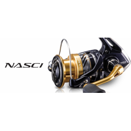 Катушка Shimano 16 Nasci 2500 FB