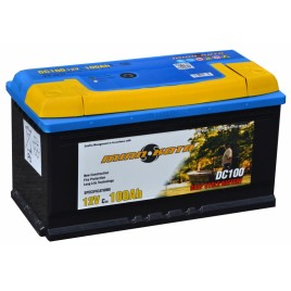 Акумуляторна батарея Minn Kota 12V Deep Cycle 100 - MK-DC100