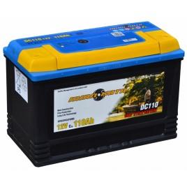 Акумуляторна батарея Minn Kota 12V Deep Cycle 110 - MK-DC110