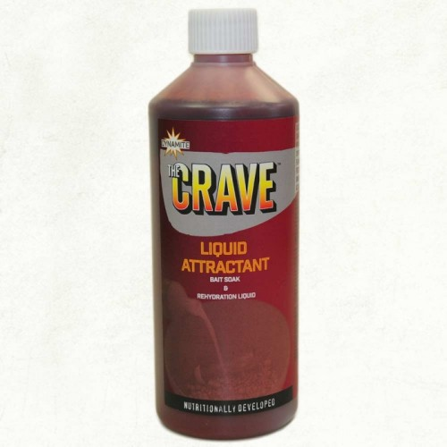 Ликвид Dynamite Baits  The Crave & Re-hydration Soak 500ml - DY898