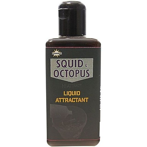 Squid & Octopus Liqud Attractant 250ml ликвид Dynamite Baits - DY979