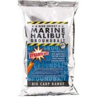 Сухой корм Dynamite Baits Marine Halibut Groundbait 1kg DY013