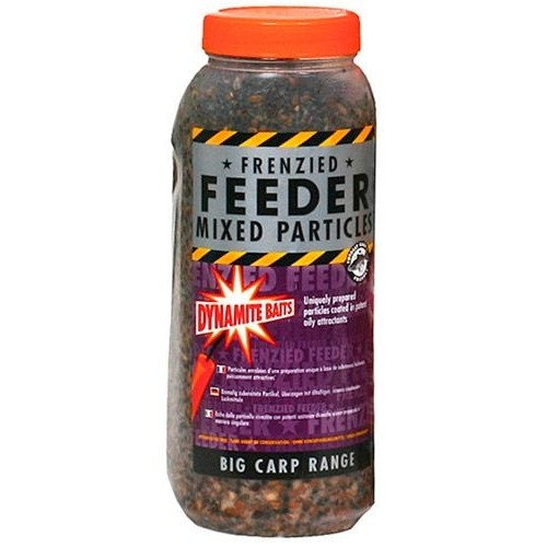 Ассорти Dynamite Baits Frenzied Feeder Mixed Particles 2,5l - DY038