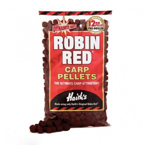 Пеллетс Dynamite Baits Robin Red Carp Pellets 6mm DY081