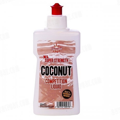 Ликвид Dynamite Baits XL Coconut Liquid 250ml Bottle - DY103