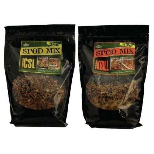 Зерновая прикормка Dynamite Baits Spod CSL Carp Food 1.5KG POUCH - DY339