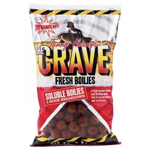 The Crave 20mm S/L Boilie 1kg бойлы Dynamite Baits