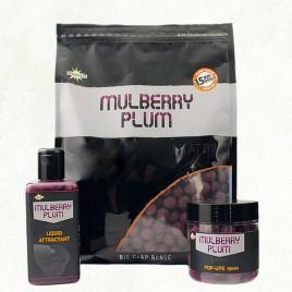 Бойлы Dynamite Baits Mulberry Plum (Слива) Hi-Attract 15mm 1kg DY1010