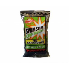 Swim Stim Pro Expande Green 6mm 350g пеллетс Dynamite Baits - SMDY423