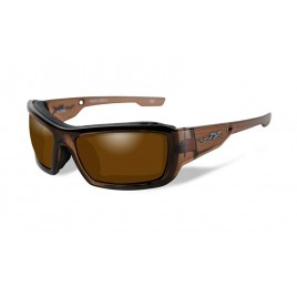 Очки Wiley X KNIFE Polarized Bronze Brown Crystal Frame