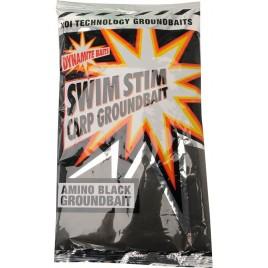Swim Stim G/B Black 900g сухой корм Dynamite Baits - DY004