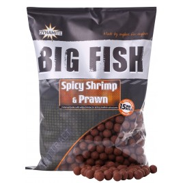 Бойл DYNAMITE BAITS Spicy Shrimp & Prawn 15mm (пряна креветка і креветка)